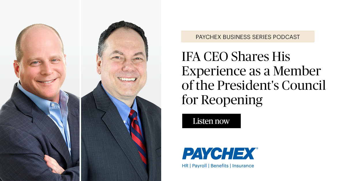 Paychex Podcast: Cresanti
