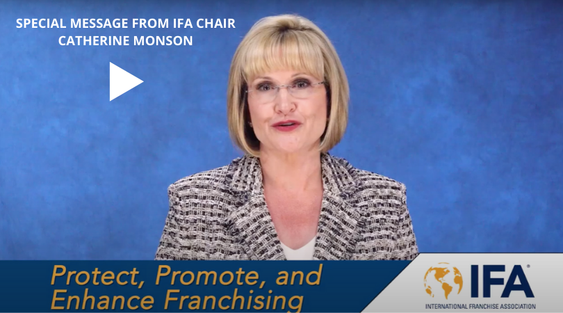 Special Message from IFA Chair Catherine Monson #10