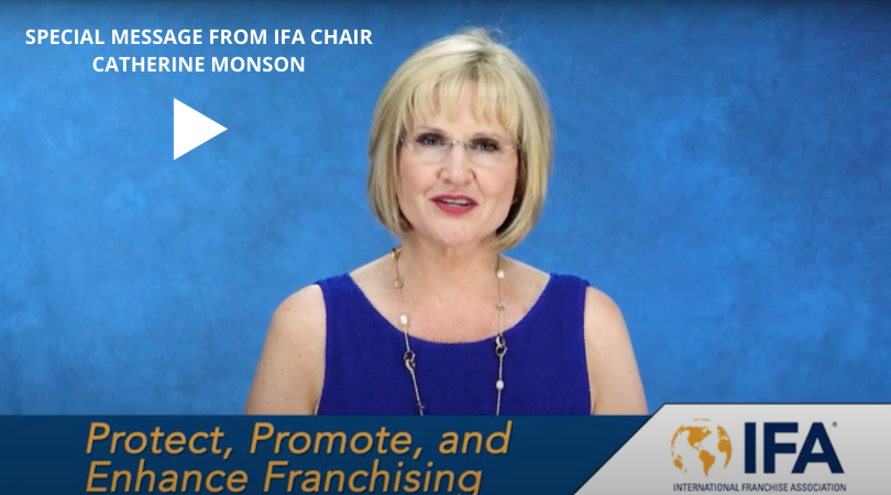 Special Message from IFA Chair Catherine Monson #11