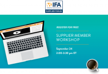 Supplier Workshop September